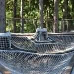 Spruce Arm Overlook on Canopy Walk